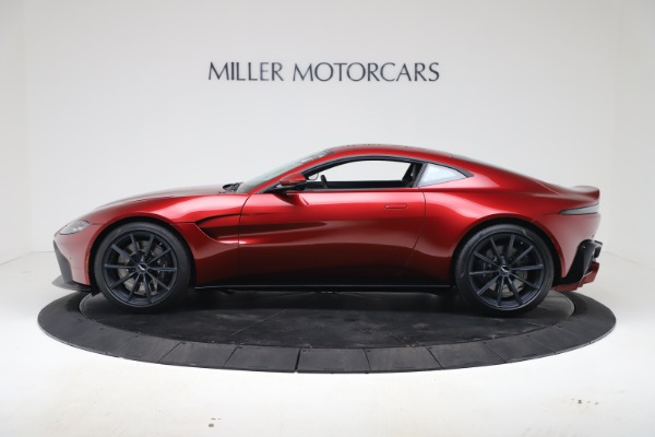 New 2020 Aston Martin Vantage Coupe for sale $195,459 at McLaren Greenwich in Greenwich CT 06830 2