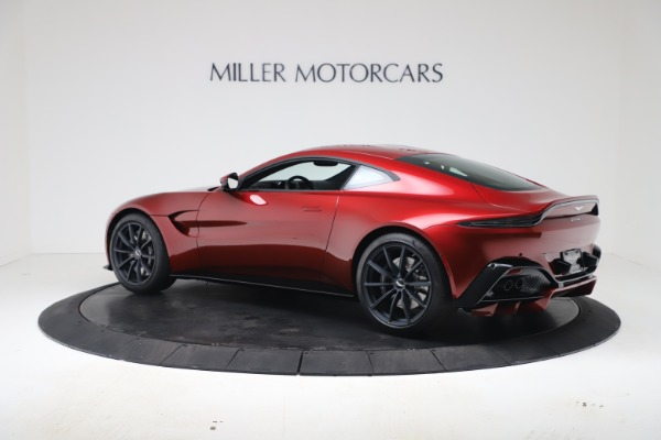 New 2020 Aston Martin Vantage Coupe for sale $195,459 at McLaren Greenwich in Greenwich CT 06830 3