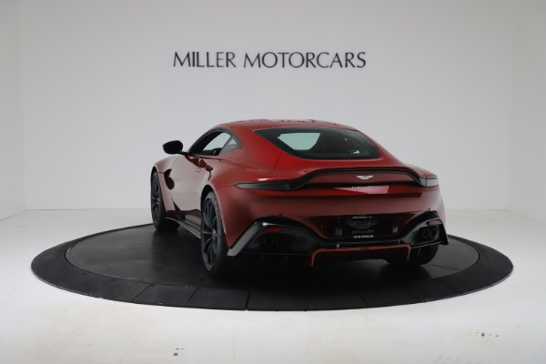 New 2020 Aston Martin Vantage Coupe for sale $195,459 at McLaren Greenwich in Greenwich CT 06830 4