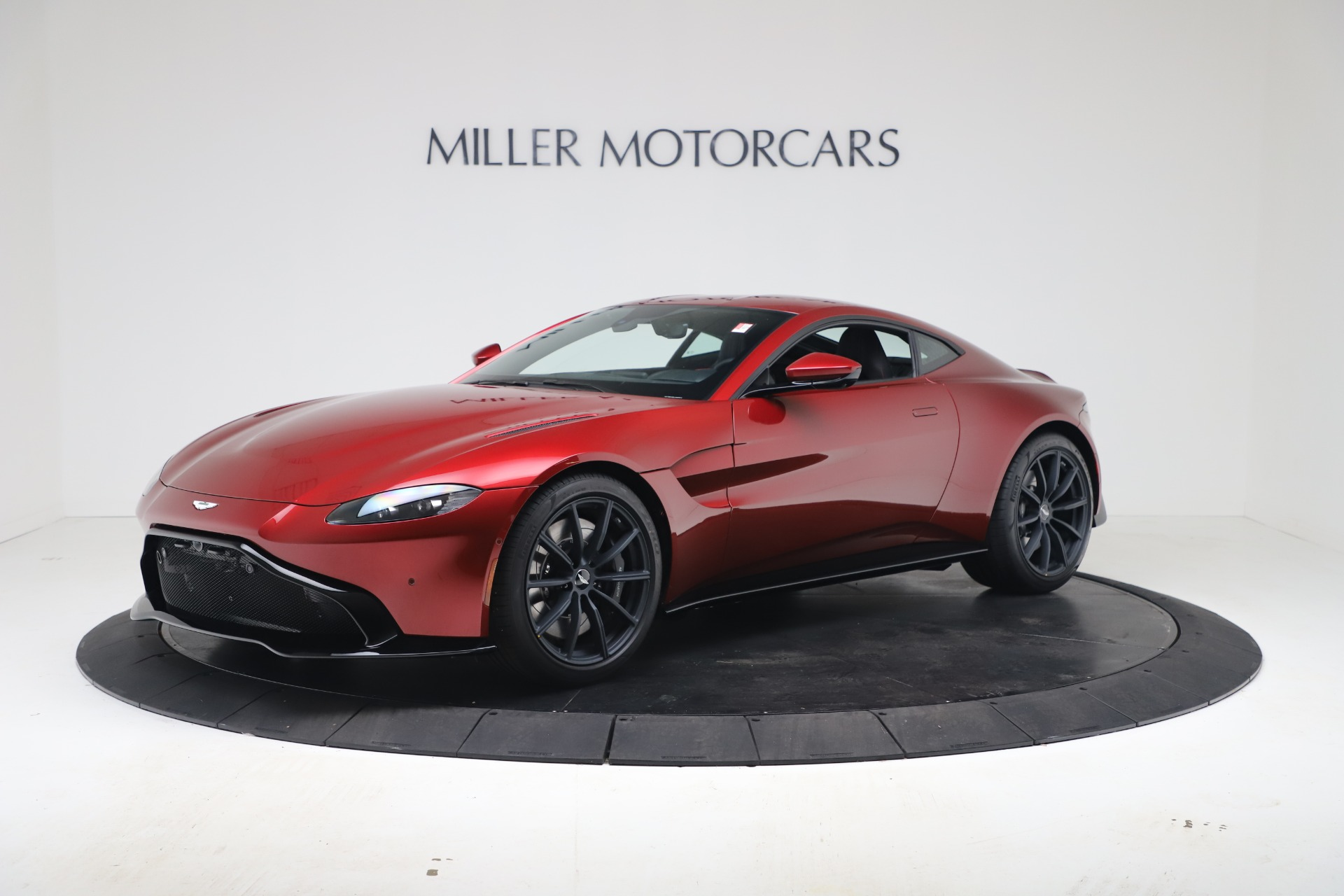 New 2020 Aston Martin Vantage Coupe for sale $195,459 at McLaren Greenwich in Greenwich CT 06830 1