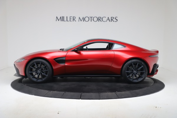 New 2020 Aston Martin Vantage Coupe for sale $195,089 at McLaren Greenwich in Greenwich CT 06830 2