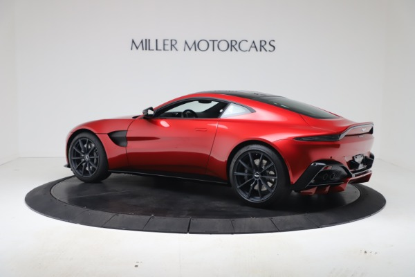 New 2020 Aston Martin Vantage Coupe for sale $195,089 at McLaren Greenwich in Greenwich CT 06830 3