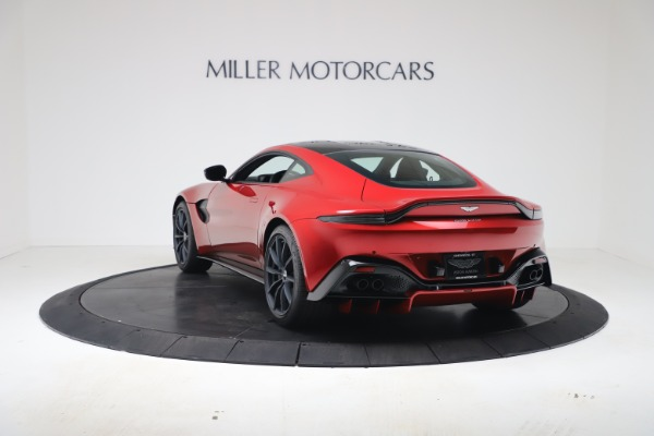 New 2020 Aston Martin Vantage Coupe for sale $195,089 at McLaren Greenwich in Greenwich CT 06830 4