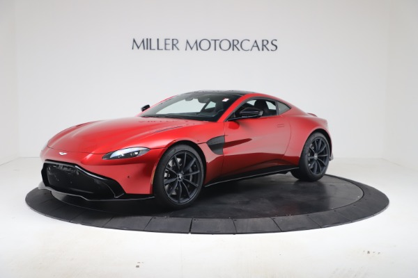 New 2020 Aston Martin Vantage Coupe for sale $195,089 at McLaren Greenwich in Greenwich CT 06830 1