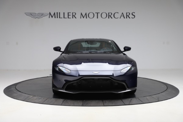 New 2020 Aston Martin Vantage AMR Coupe for sale $204,791 at McLaren Greenwich in Greenwich CT 06830 2