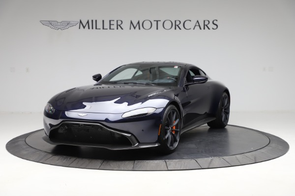 New 2020 Aston Martin Vantage AMR Coupe for sale $204,791 at McLaren Greenwich in Greenwich CT 06830 3