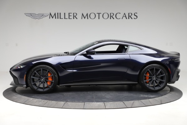 New 2020 Aston Martin Vantage AMR Coupe for sale $204,791 at McLaren Greenwich in Greenwich CT 06830 4