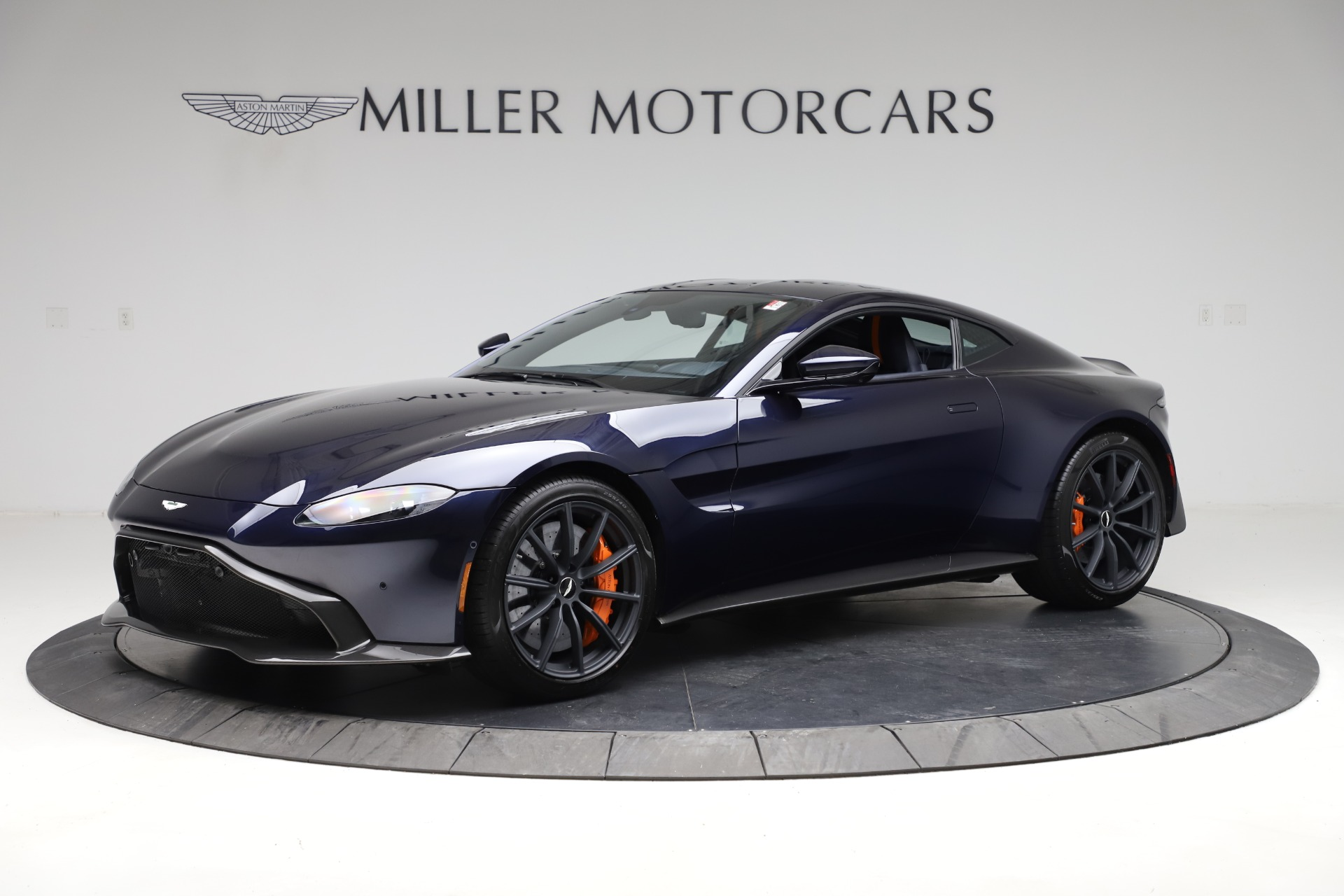 New 2020 Aston Martin Vantage AMR Coupe for sale $204,791 at McLaren Greenwich in Greenwich CT 06830 1