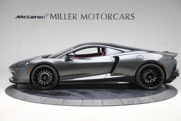New 2020 McLaren GT Coupe for sale $247,275 at McLaren Greenwich in Greenwich CT 06830 2