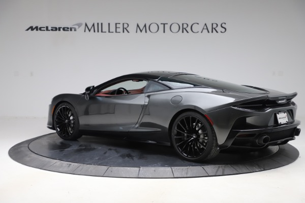 New 2020 McLaren GT Coupe for sale $247,275 at McLaren Greenwich in Greenwich CT 06830 3