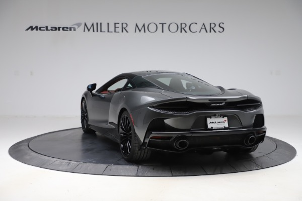 New 2020 McLaren GT Coupe for sale $247,275 at McLaren Greenwich in Greenwich CT 06830 4