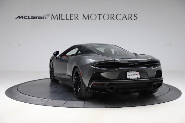 New 2020 McLaren GT Pioneer for sale Sold at McLaren Greenwich in Greenwich CT 06830 4