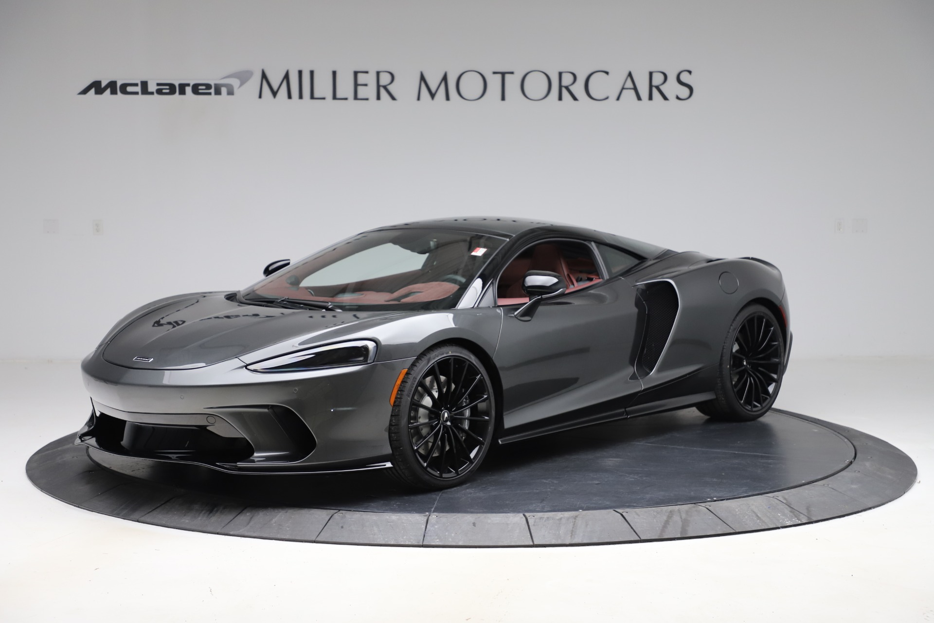 New 2020 McLaren GT Coupe for sale $247,275 at McLaren Greenwich in Greenwich CT 06830 1