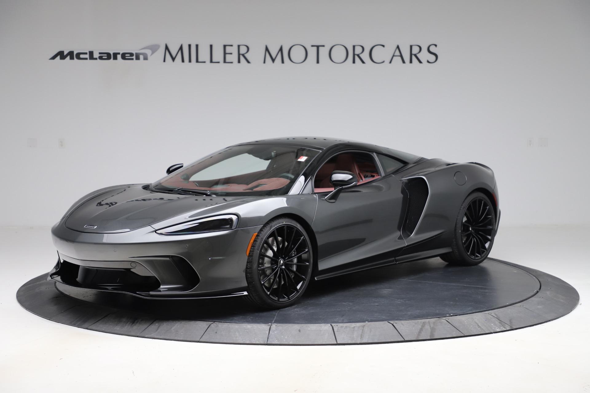New 2020 McLaren GT Pioneer for sale Sold at McLaren Greenwich in Greenwich CT 06830 1