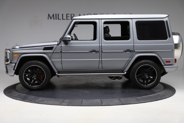 Used 2018 Mercedes-Benz G-Class AMG G 63 for sale Call for price at McLaren Greenwich in Greenwich CT 06830 3