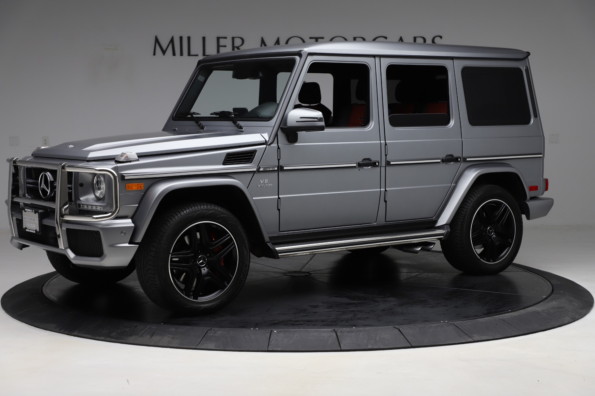 Used 2018 Mercedes-Benz G-Class AMG G 63 for sale Call for price at McLaren Greenwich in Greenwich CT 06830 1