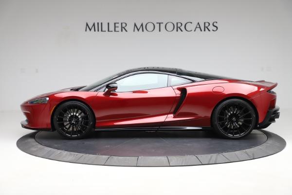 New 2020 McLaren GT for sale $249,275 at McLaren Greenwich in Greenwich CT 06830 2