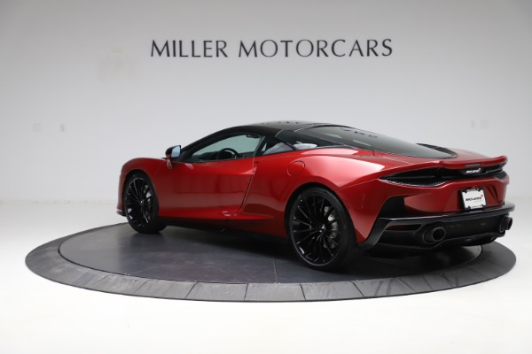 New 2020 McLaren GT Coupe for sale $249,275 at McLaren Greenwich in Greenwich CT 06830 3