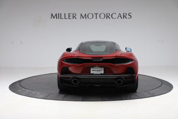 New 2020 McLaren GT Coupe for sale $249,275 at McLaren Greenwich in Greenwich CT 06830 4