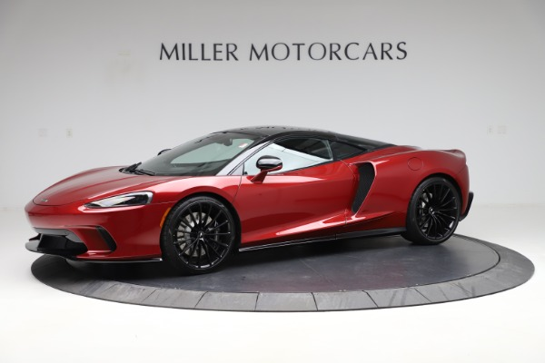 New 2020 McLaren GT Coupe for sale $249,275 at McLaren Greenwich in Greenwich CT 06830 1