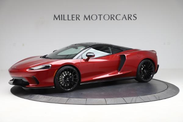 New 2020 McLaren GT for sale $249,275 at McLaren Greenwich in Greenwich CT 06830 1