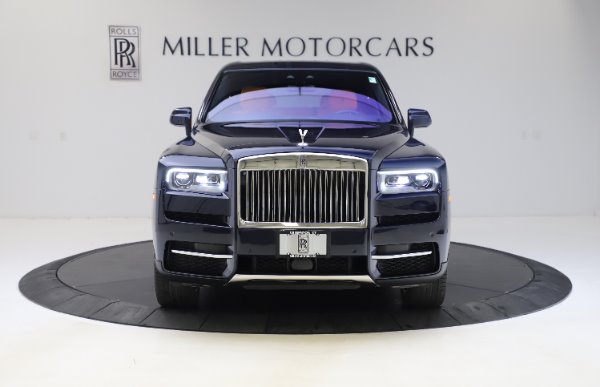 Used 2019 Rolls-Royce Cullinan for sale $329,900 at McLaren Greenwich in Greenwich CT 06830 2