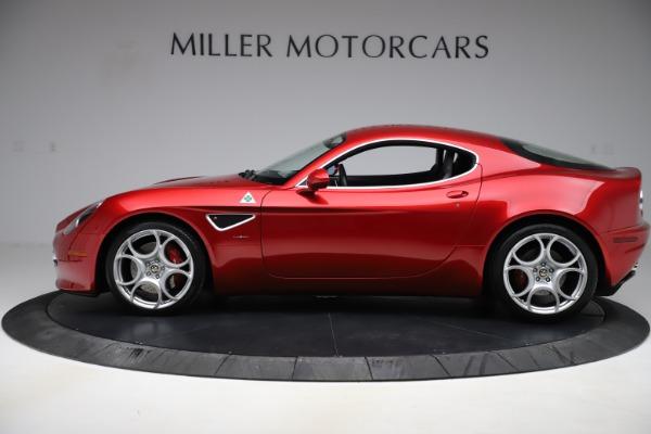 Used 2008 Alfa Romeo 8C Competizione for sale Call for price at McLaren Greenwich in Greenwich CT 06830 3
