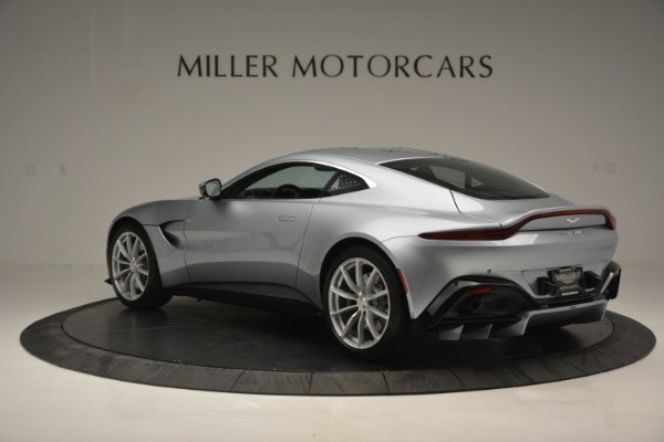 Used 2019 Aston Martin Vantage Coupe for sale Sold at McLaren Greenwich in Greenwich CT 06830 4
