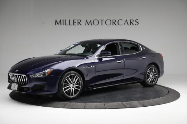 New 2019 Maserati Ghibli S Q4 for sale $90,765 at McLaren Greenwich in Greenwich CT 06830 2