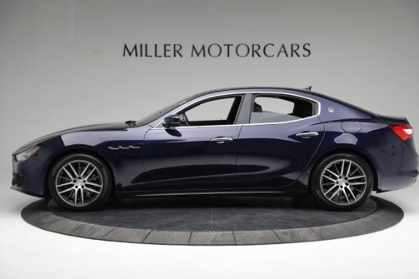New 2019 Maserati Ghibli S Q4 for sale $90,765 at McLaren Greenwich in Greenwich CT 06830 3