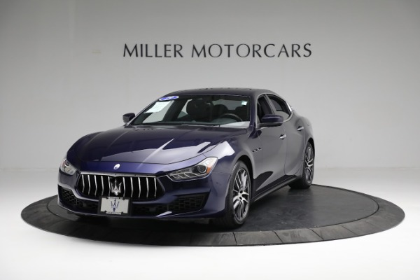 New 2019 Maserati Ghibli S Q4 for sale $90,765 at McLaren Greenwich in Greenwich CT 06830 1