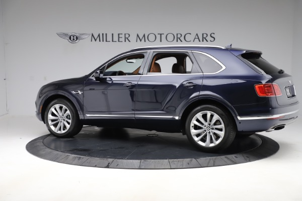 Used 2017 Bentley Bentayga W12 for sale Call for price at McLaren Greenwich in Greenwich CT 06830 4