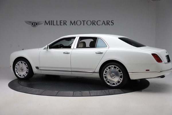 Used 2016 Bentley Mulsanne for sale $139,900 at McLaren Greenwich in Greenwich CT 06830 4