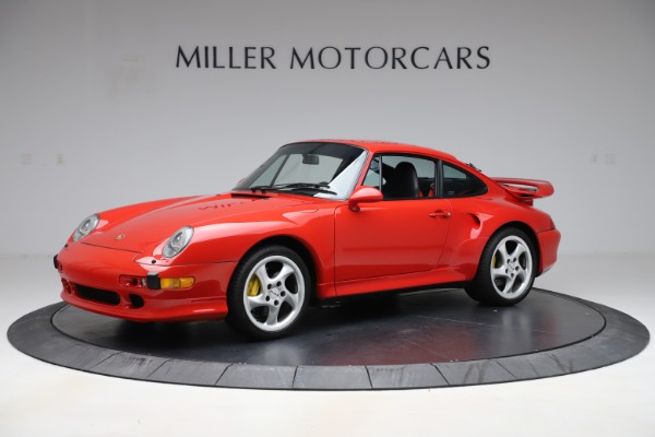 Used 1997 Porsche 911 Turbo S for sale $429,900 at McLaren Greenwich in Greenwich CT 06830 2