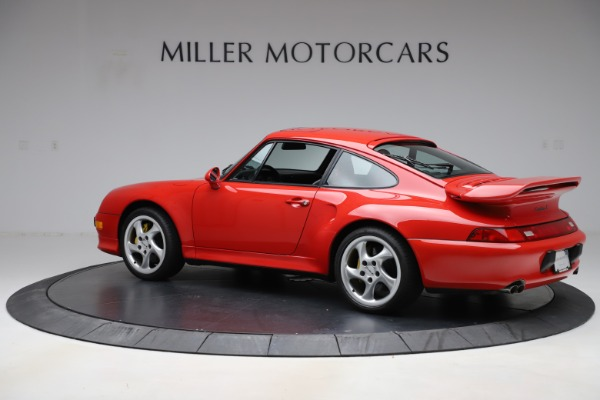 Used 1997 Porsche 911 Turbo S for sale $419,900 at McLaren Greenwich in Greenwich CT 06830 4