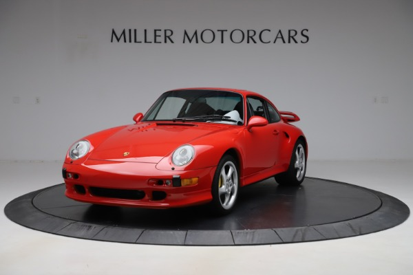 Used 1997 Porsche 911 Turbo S for sale $419,900 at McLaren Greenwich in Greenwich CT 06830 1