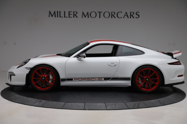 Used 2016 Porsche 911 R for sale Sold at McLaren Greenwich in Greenwich CT 06830 3