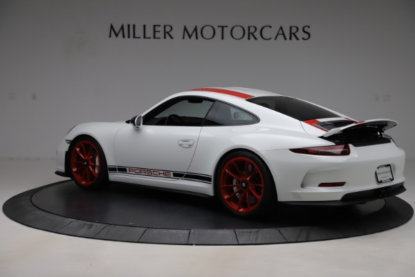 Used 2016 Porsche 911 R for sale Sold at McLaren Greenwich in Greenwich CT 06830 4