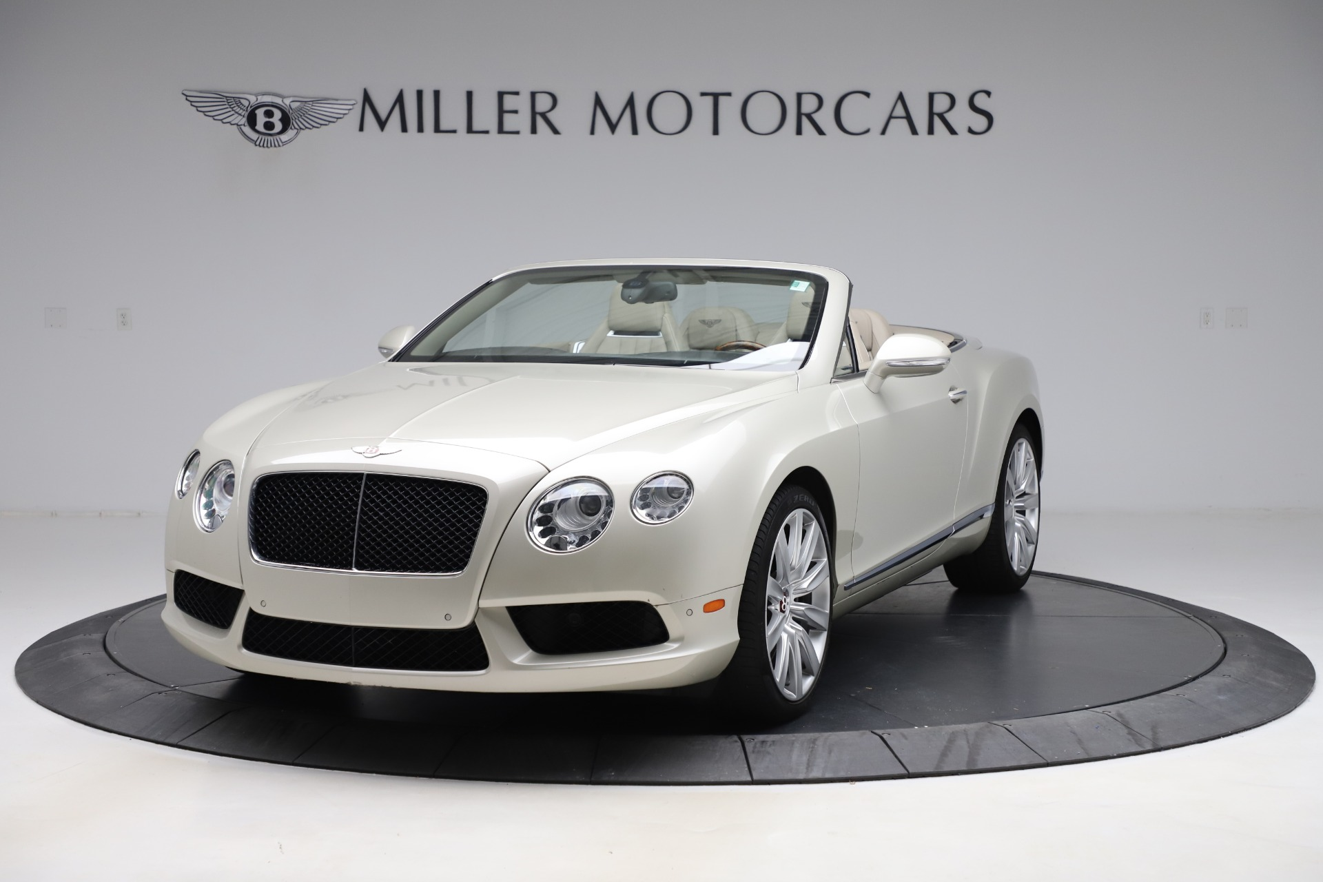 Used 2015 Bentley Continental GTC V8 for sale $109,900 at McLaren Greenwich in Greenwich CT 06830 1