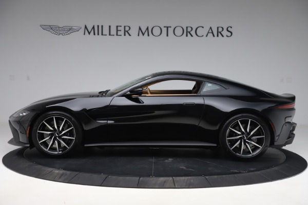 New 2020 Aston Martin Vantage Coupe for sale $183,954 at McLaren Greenwich in Greenwich CT 06830 3