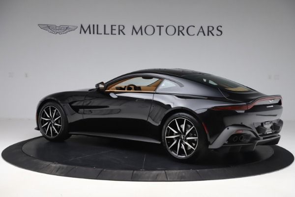 New 2020 Aston Martin Vantage Coupe for sale $183,954 at McLaren Greenwich in Greenwich CT 06830 4