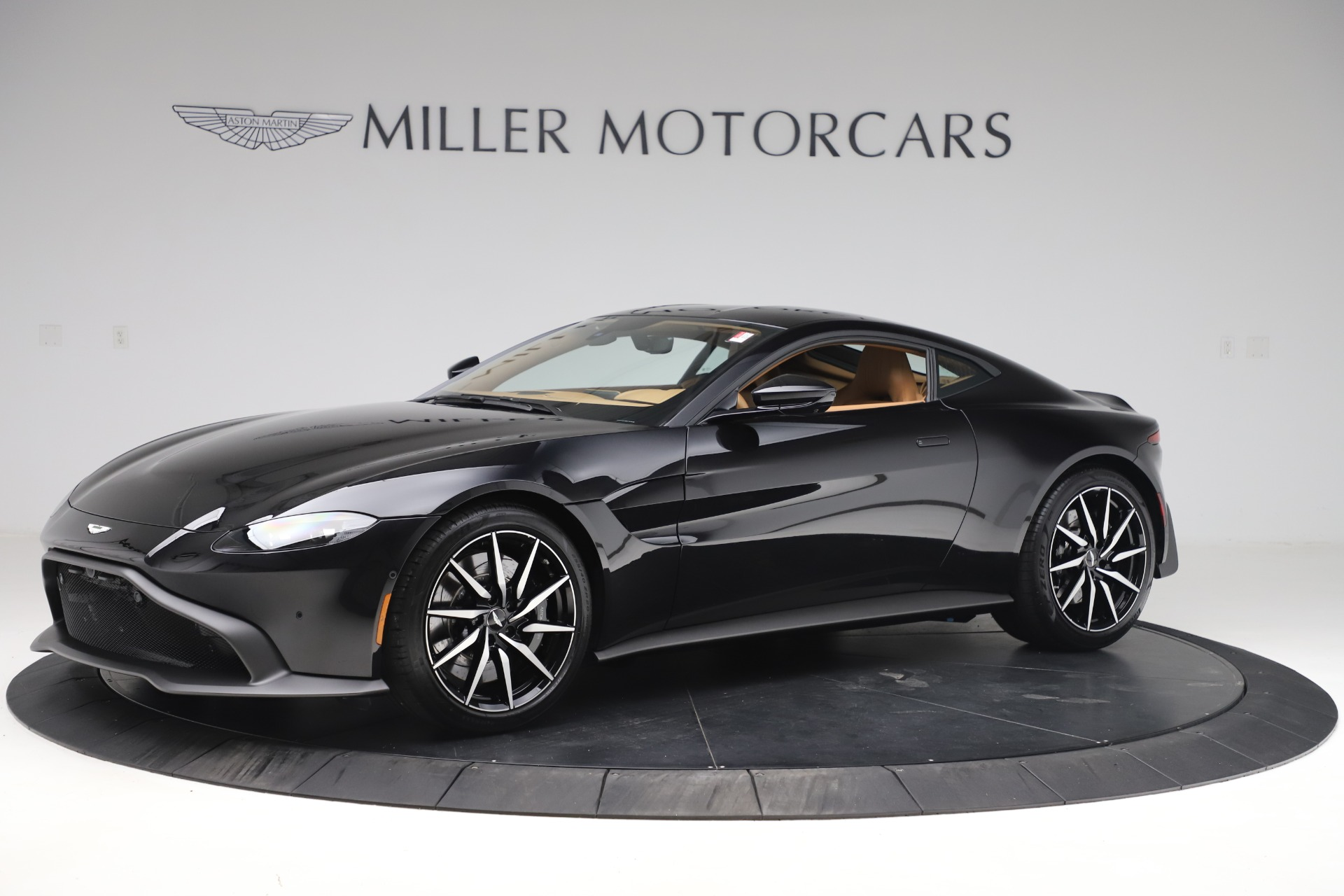 New 2020 Aston Martin Vantage Coupe for sale $183,954 at McLaren Greenwich in Greenwich CT 06830 1