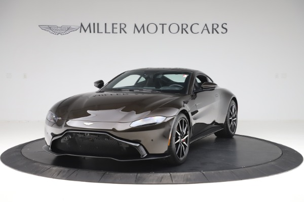 New 2020 Aston Martin Vantage Coupe for sale $184,787 at McLaren Greenwich in Greenwich CT 06830 2