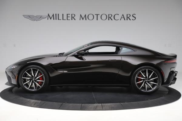 New 2020 Aston Martin Vantage for sale $184,787 at McLaren Greenwich in Greenwich CT 06830 3