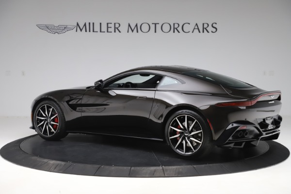 New 2020 Aston Martin Vantage Coupe for sale $184,787 at McLaren Greenwich in Greenwich CT 06830 4