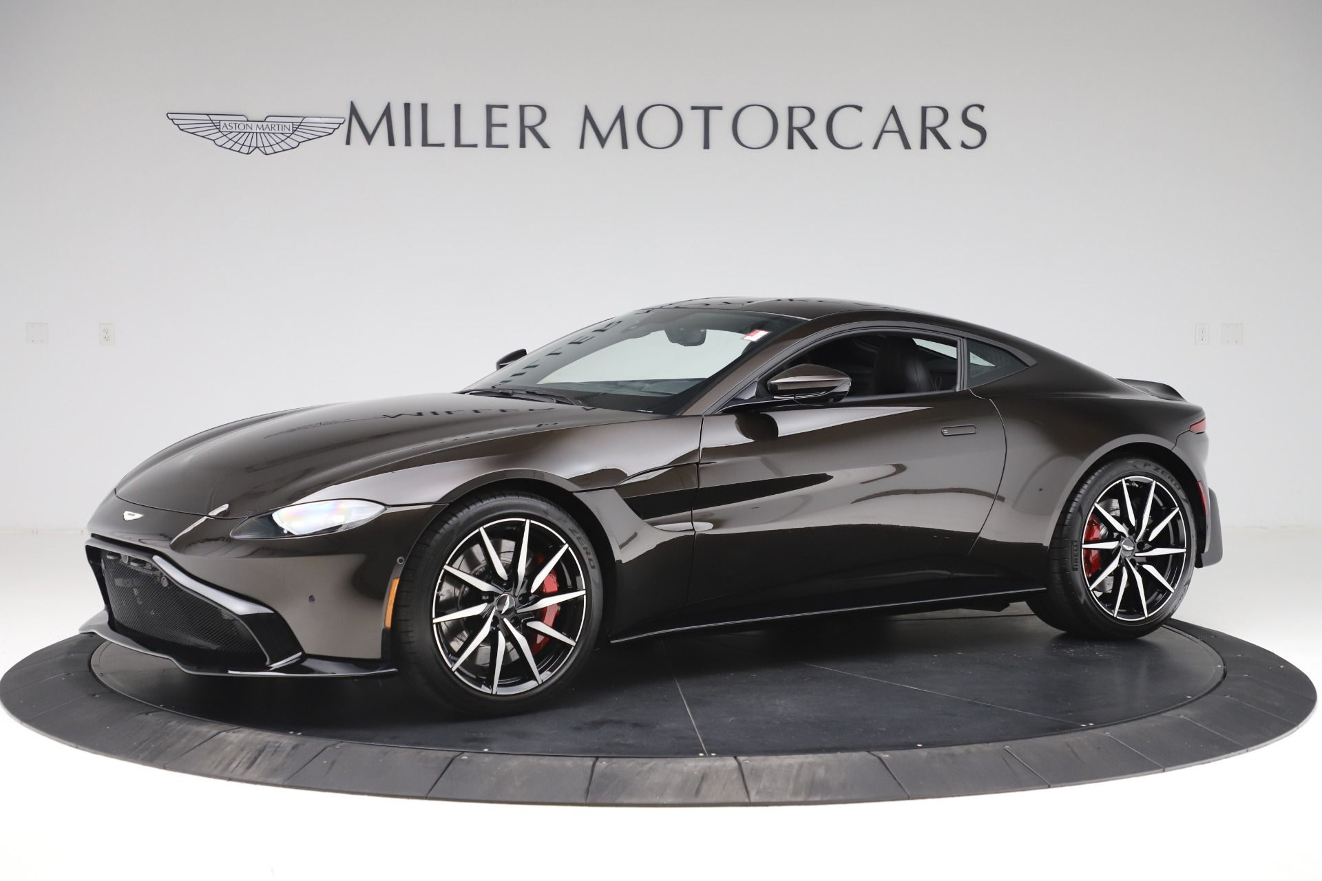 New 2020 Aston Martin Vantage Coupe for sale $184,787 at McLaren Greenwich in Greenwich CT 06830 1