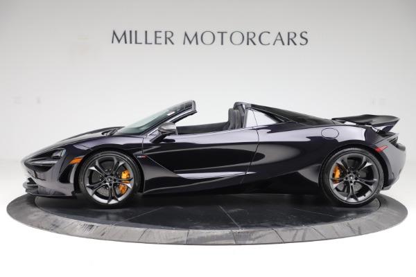 New 2020 McLaren 720S Spider Performance for sale $377,830 at McLaren Greenwich in Greenwich CT 06830 2