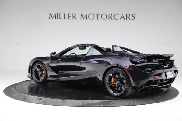 New 2020 McLaren 720S Spider Performance for sale $377,830 at McLaren Greenwich in Greenwich CT 06830 3