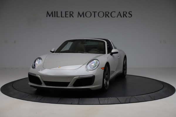 Used 2018 Porsche 911 Targa 4S for sale $134,900 at McLaren Greenwich in Greenwich CT 06830 2