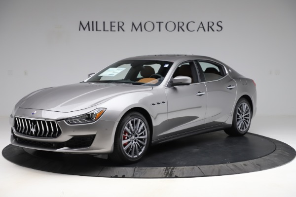 New 2020 Maserati Ghibli S Q4 for sale $79,985 at McLaren Greenwich in Greenwich CT 06830 2